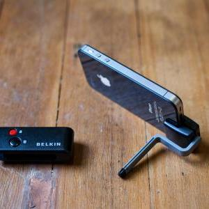 The iPhone Shutter Remote