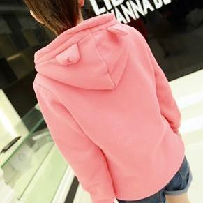 2015 sexy and cute Hooded Zippered ..