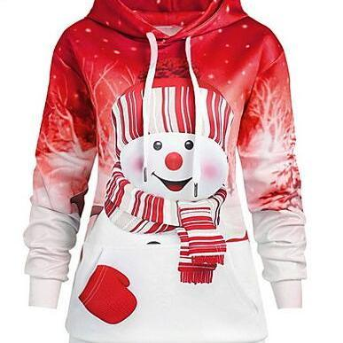 Women's winter Hoodie sweater coat