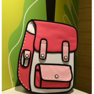 The Most Cute 3D Cartoon Backpack I..
