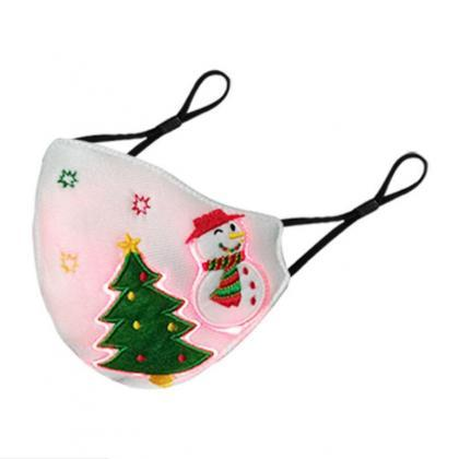 Fashion LED illuminated christmas m..