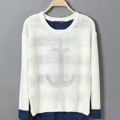 White Stick The Anchor Loose Thin S..