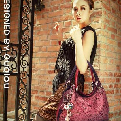 2015 New fashion women Vintage Holl..