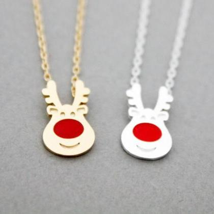 Rudolph the Red Nose Reindeer penda..