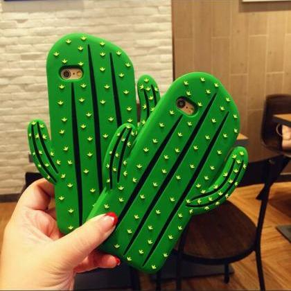 Free shipping Cactus iPhone 7 phone..