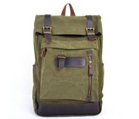 Army Green Canva Bac..