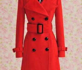 Red Jacket Wool Jack..