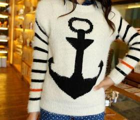 Navy Style Anchor St..