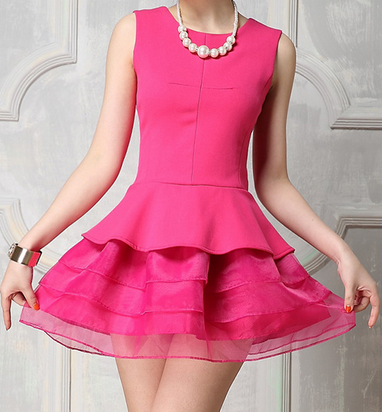 Slim Temperament Dress