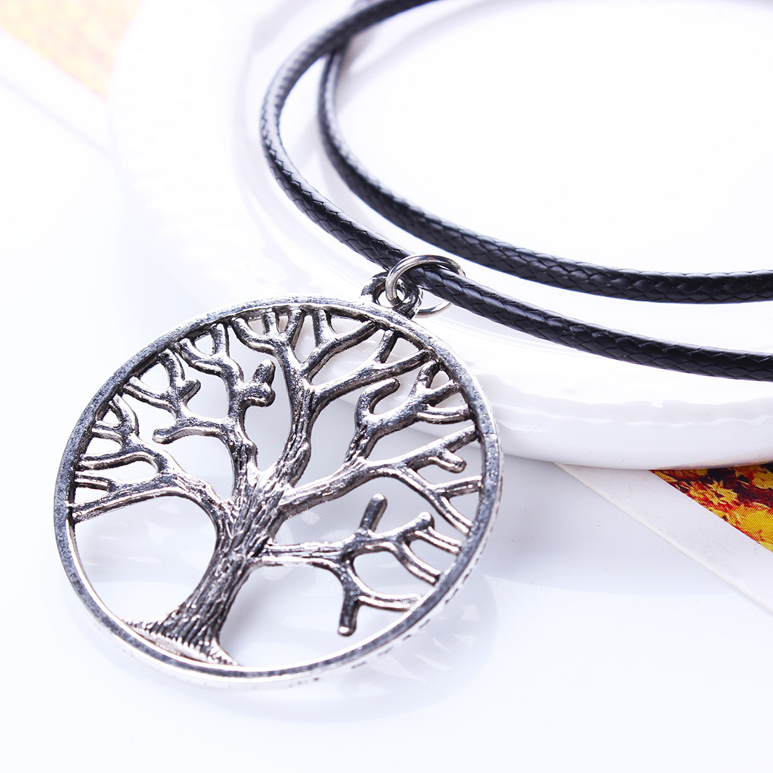 2016 women fashion Tree of Life Pendant Necklace