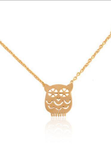 Cute Owl necklace