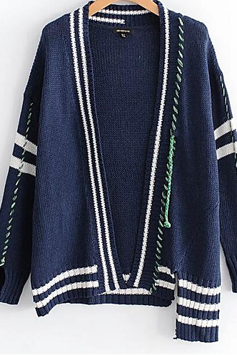 Women's Solid Colored Active Cardigan sweater