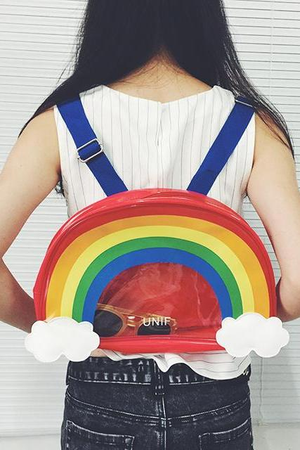 2015 New Rainbow Backpack