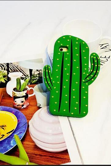 Cactus iPhone 7 phone Case