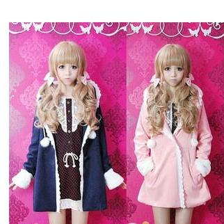 New spring 2014 Lace Cute Lolita Coat