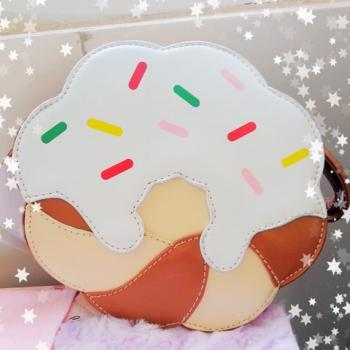 2014 Yummy Donught Lolita Handbag.Three Flavors Available