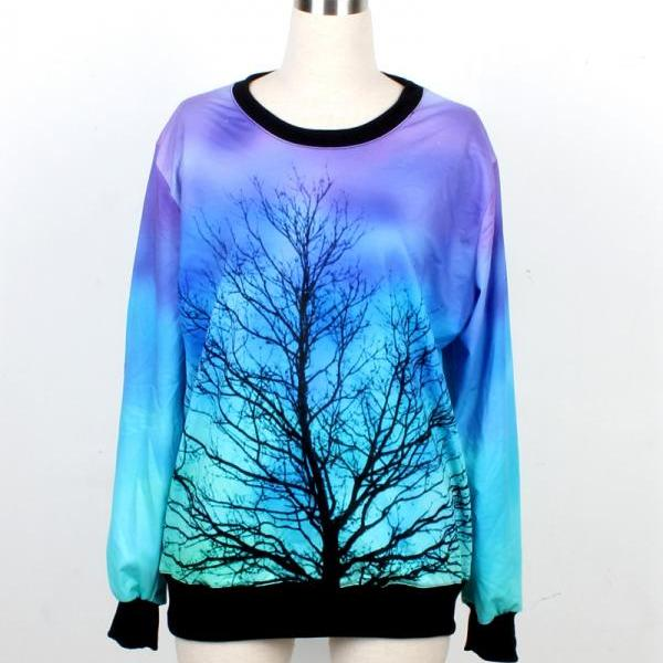 Women Mens 3D T-shirt Sweater Sweatshirt Hoodie Pullover Tops