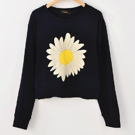 Hot sale Black Women Sweater New Fall Winter 2013/14 Margherita Top Sweater for women