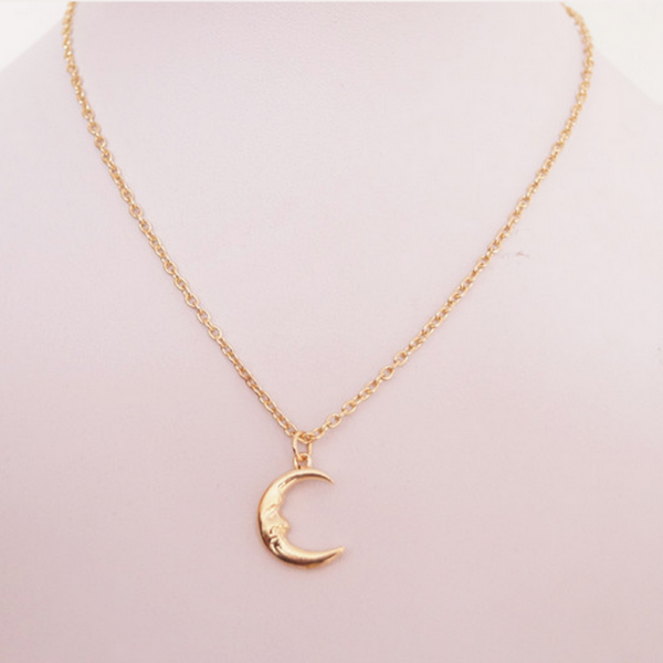 2015 sexy fashion Moonshine Necklace