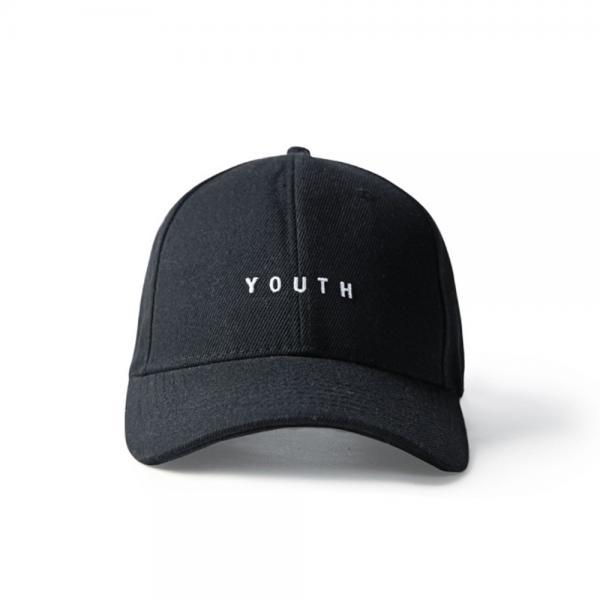 2016 New fashion HIGH QUALITY LETTER YOUTH BASEBALL CAP